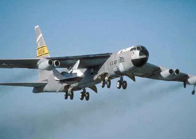 nasa b-52 - photo #10