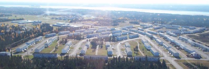 Goose Bay Air Force Base - Labrodor - SAC base