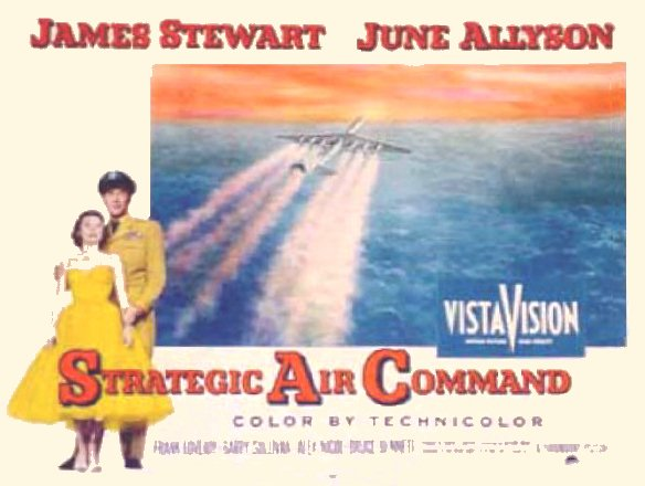 Strategic Air Command movie